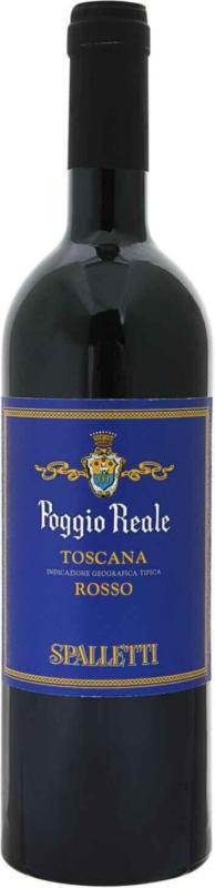 Poggio Reale Rosso Toscana 75 cl -