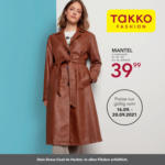 TAKKO Vöcklabruck Takko Fashion - bis 22.09.2021