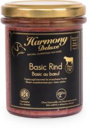 Harmony Dog Deluxe Basic Boeuf 6x200g