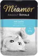 Miamor Ragout Royale Saumon 22x100g