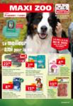Fressnapf | Maxi Zoo Offres Maxi Zoo - bis 04.10.2021