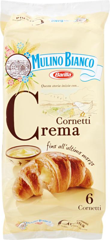 Cornetti Mulino Bianco, Crema, 6 pièces, 300 g