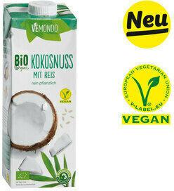 Bio Kokos-Reis Drink
