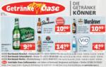 Getränke Oase Getränke Oase: Wochenangebote! - bis 25.09.2021