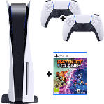 MediaMarkt PlayStation 5 + PS5 DualSense + Ratchet & Clank: Rift Apart Bundle -  -