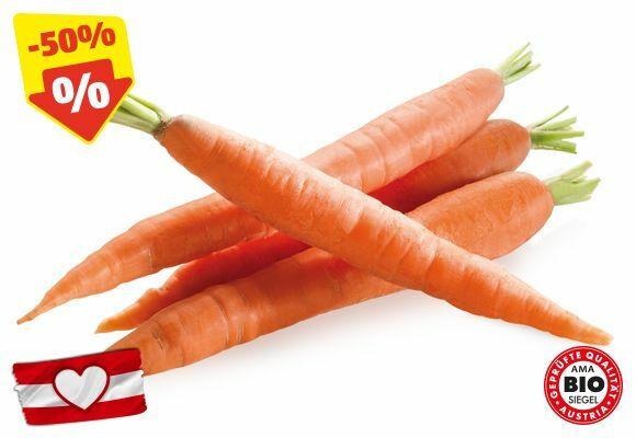 ZURÜCK ZUM URSPRUNG BIO-Karotten aus Österreich, 1 kg