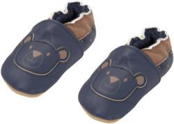 Baby Krabbelschuhe mit Bären-Motiv