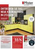 Pfister Küchenstudio September