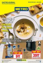 Metro: Gastro-Journal