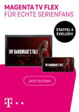 Telekom: MagentaTV Flex
