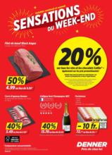 Sensations du Weekend Denner