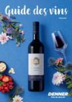 Denner Denner Guide des vins 2021/2022