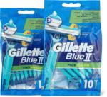 Migros Aare Gillette Blue II Plus Slalom Einwegrasierer
