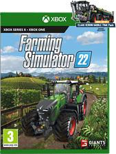 Xbox Series X - Farming Simulator 22 /F/I