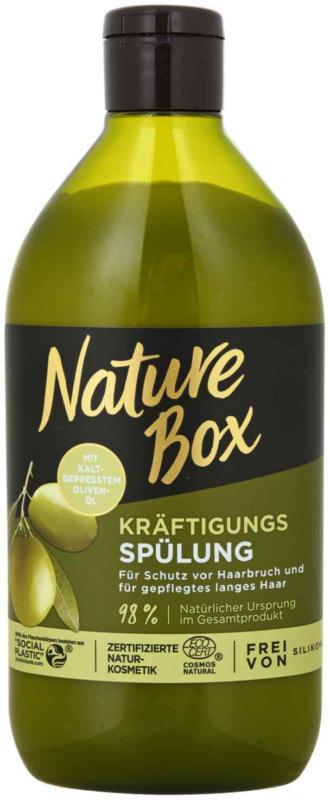 Nature Box Kräftigungsspülung Olive 385 ml -