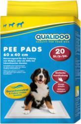 QUALIDOG Puppy Pee Pads odeur neutre 20 pièces