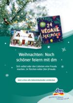 Weihnachten: Noch schöner feiern mit dm