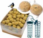 BayWa Bau- & Gartenmärkte Meisenknödel, 9 kg, inkl. Meisenknödelhalter