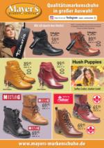 Mayer´s Markenschuhe: Qualitätsmarkenschuhe