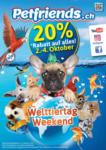Petfriends.ch Petfriends Welttiertag Weekend - al 04.10.2021