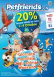 Petfriends.ch Petfriends Weekend speciale - al 04.10.2021
