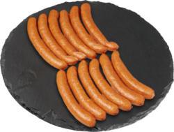 Denner Schweinswürstli , 3 Packungen à 4 Würstli, 600 g