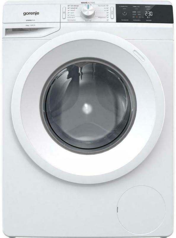 Waschmaschine We64s3p