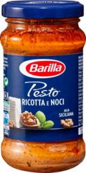 Barilla Pesto alla Siciliana Ricotta / Noci, 190 g