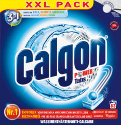 Calgon 3 in 1 Tabs Power , Tablettes, 83 pièces