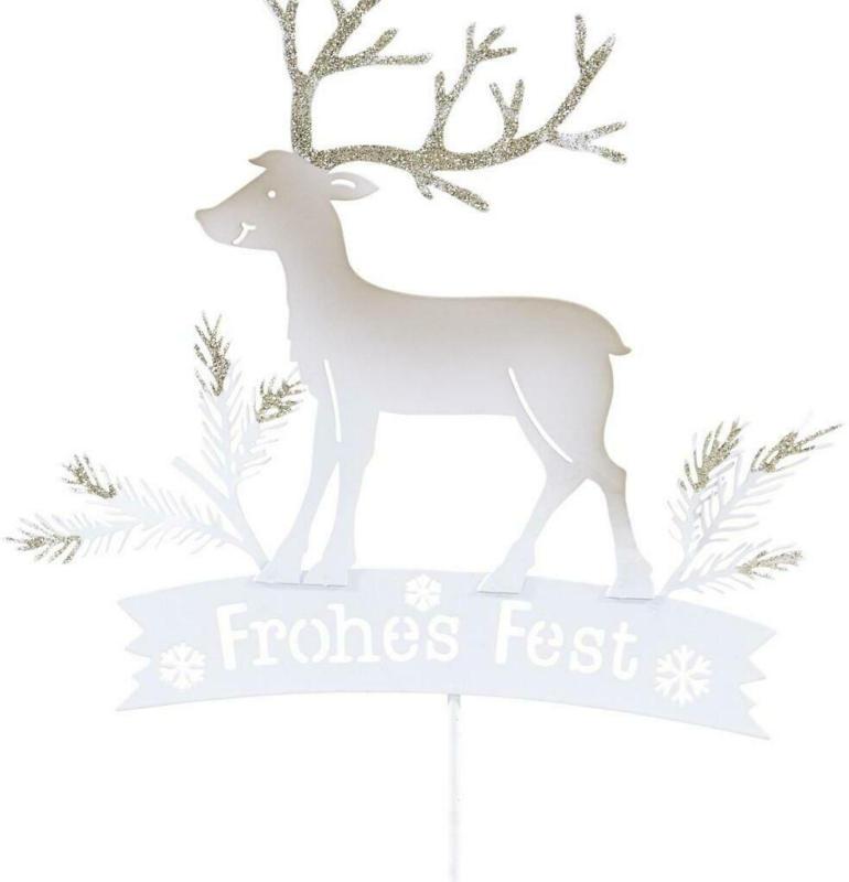 Dekostab Frohes Fest