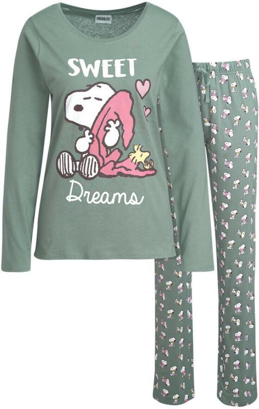 Peanuts Schlafanzug mit großem Print (Nur online)