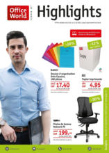 Offres Office World