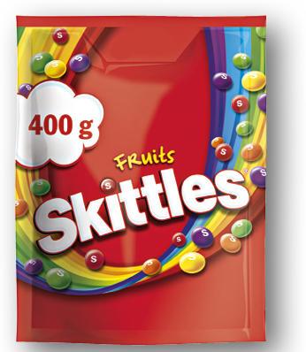 SKITTLES 400G