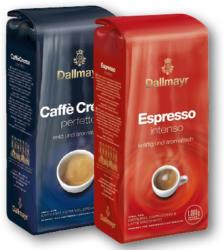 DALLMAYR CAFFE CREMA, ESPRESSO 1000 G