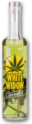 CANNABIS WHITE WIDOW GIN 0,5 L 37,5%