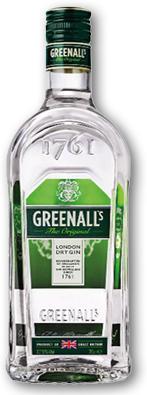 GREENALLS ORIGINAL DRY GIN 40% 1L