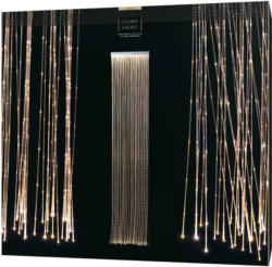 LED Vorhang 50 x 250 cm weiss -
