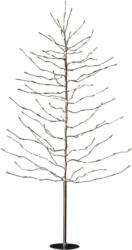 Tannenbaum 150 cm 200 LED Outdoor braun -