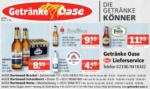Getränke Oase Getränke Oase: Wochenangebote! - bis 02.10.2021