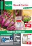BayWa Bau- & Gartenmärkte: Mering Wochenangebote - bis 02.10.2021
