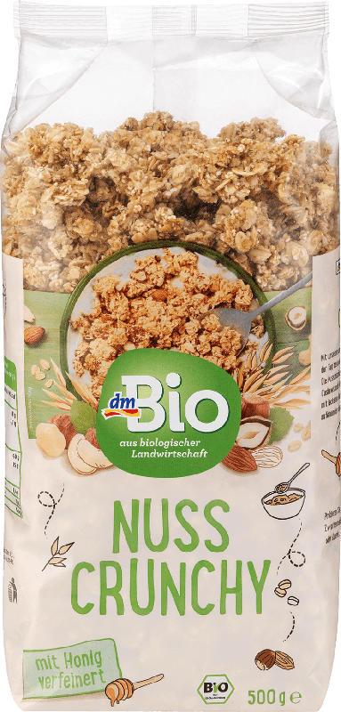 dmBio Nuss Crunchy