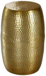 Beistelltisch Orient-Look Pedro, Goldfarben