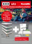 XXXLutz Mann Mobilia - Ihr Möbelhaus in Karlsruhe XXXLutz Kompromisslos exzellent schlafen - bis 10.10.2021