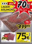 XXXLutz Mann Mobilia - Ihr Möbelhaus in Karlsruhe XXXLutz XXXLutz Lagerräumung Teppiche - bis 10.10.2021