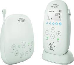 PHILIPS AVENT SCD721 / 26 - Babyphone  (Blanc)