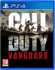 PS4 - Call of Duty: Vanguard /I