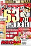 Maschal Einrichtungszentrum GmbH 63% auf alle Küchen - bis 05.10.2021