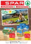SPAR Supermarkt Lohnsburg SPAR Natur*pur - bis 27.10.2021