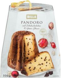 BILLA Pandoro mit Schokolade