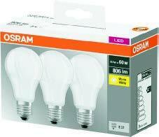 -20% auf Leuchtmittel der Marke Osram
